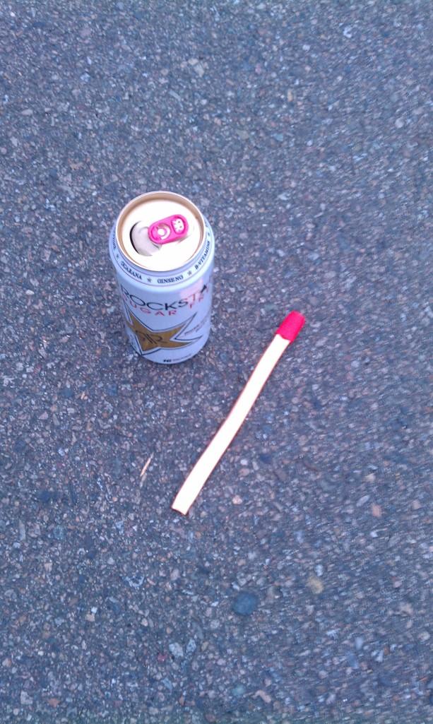 Giant Matchstick
