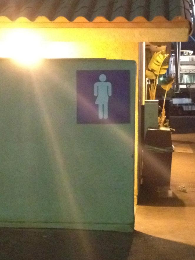 Women's/Men's Restroom