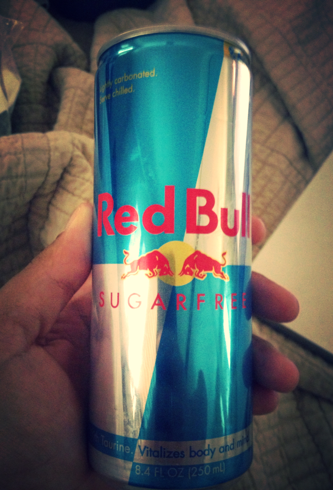 Red Bull Dreams.