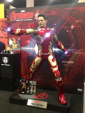 Tony Stark. He's only $12,000. What a steal.