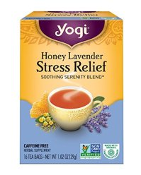 Yogi Honey Lavender Stress Relief