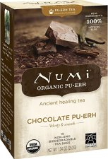 Numi Organic Chocolate Pu-erh