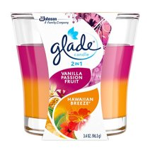 Glade 2-in-1 Candle - Hawaiian Breeze