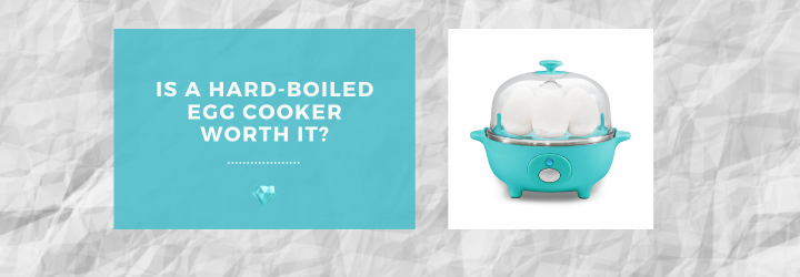 Is a Hard-Boiled Egg Cooker Worth It?