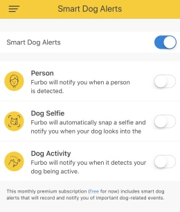 Furbo - Smart Dog Alerts